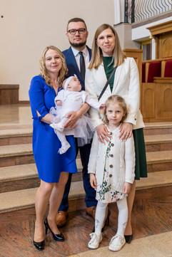 Chrzest Wiktorii Julii