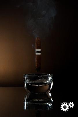 Fotografia produktowa cygaro