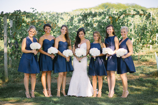 Nicole's Fingerlakes Wedding