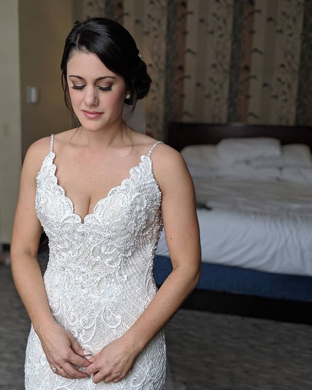 Beautiful bride Casey ❣️_hamu_ Jenny and