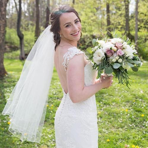 Gorgeous photos of this beautiful bride