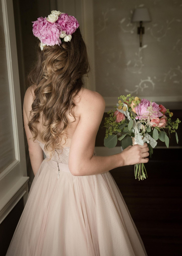 East Aurora Wedding