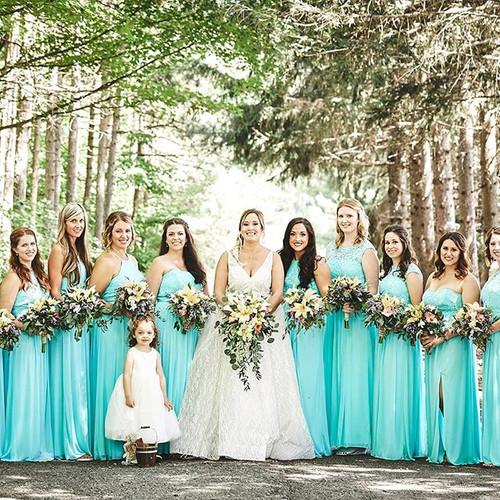 Gorgeous wedding photos 💖 _brijohnsonwe