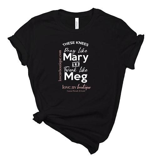 Mary and Meg
