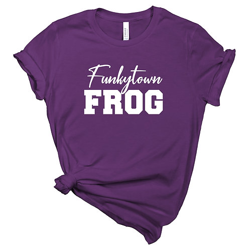 Funkytown Frog!