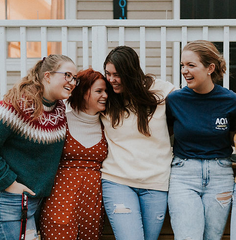 revolution women's ministry students