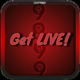 901 Ent.   Get LIVE!