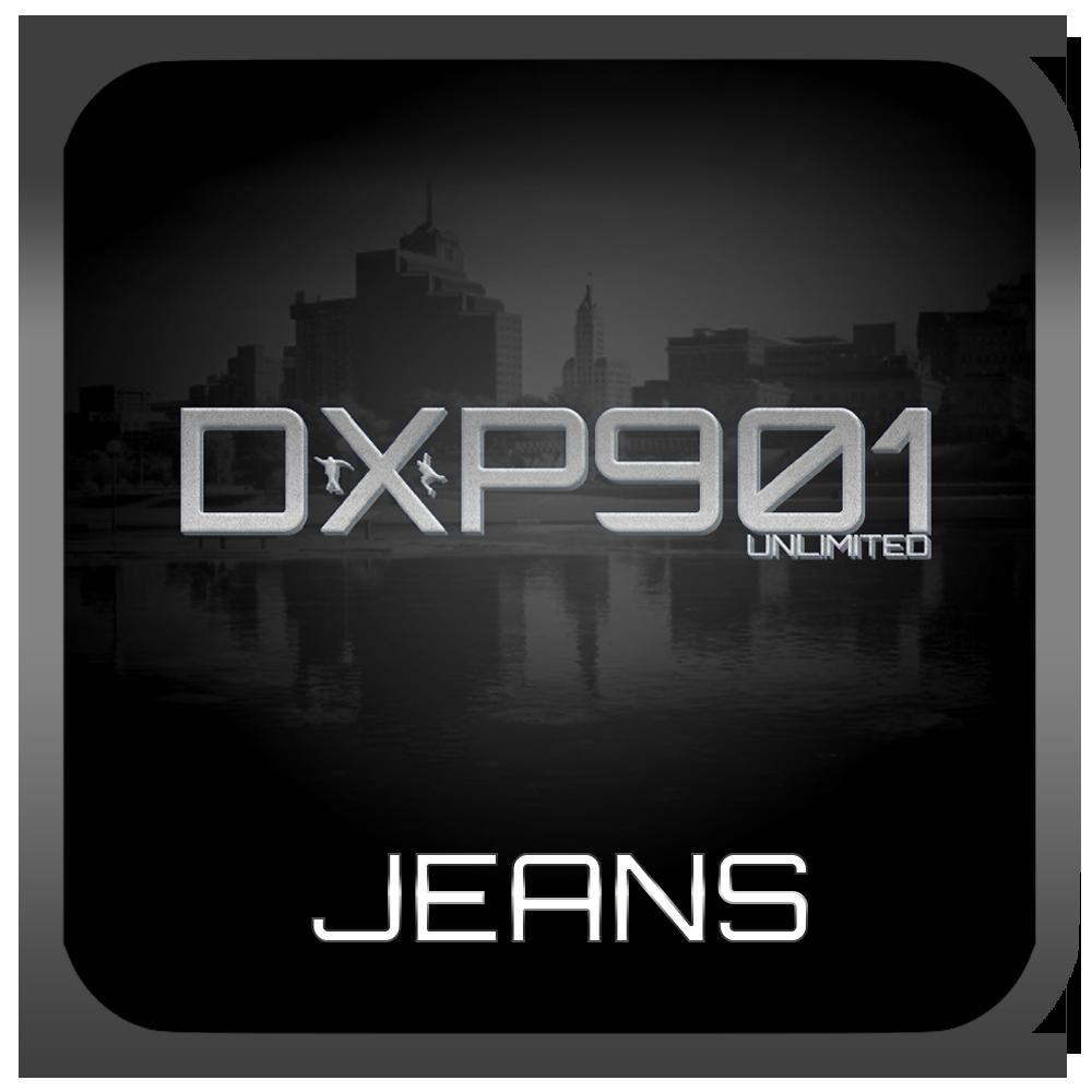 DXP901 UNLIMITED JEANS COLLECTION MOCKUP