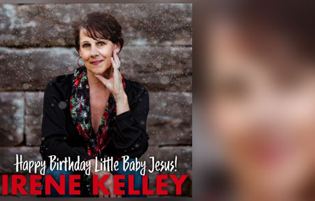 New Christmas single from Irene Kelley