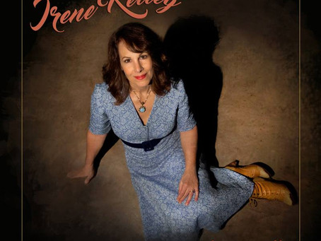 "Irene Kelley - ""These Hills"" album review via Elmore Magazine"