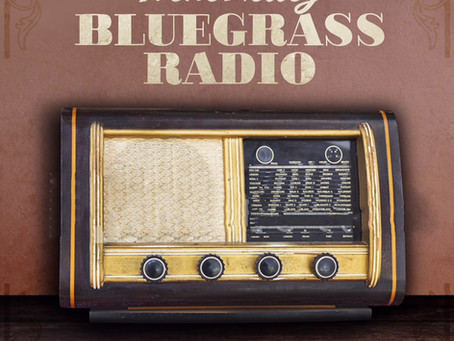 """Irene Kelley's – new single, """"Bluegrass Radio"""" out now on Mountain Fever Records"""