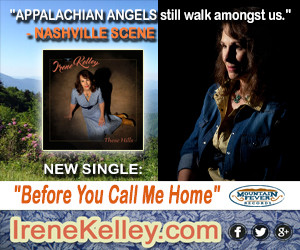 "Irene Kelley – NEW single: ""Before You Call Me Home"" out now on Mountain Fever Records"