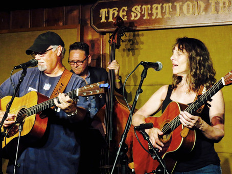 Irene Kelley celebrates These Hills in Nashville (Bluegrass Today)