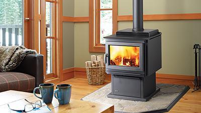 Regency® Pro-Series F3500 Wood Stove