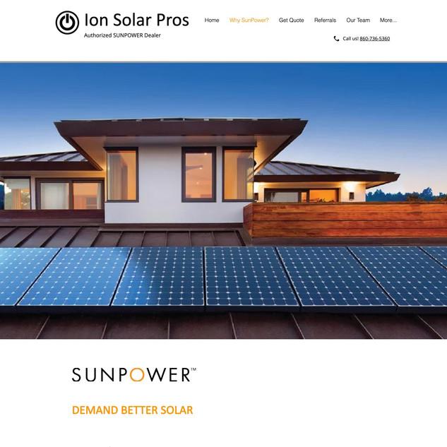 Ion Solar Pros