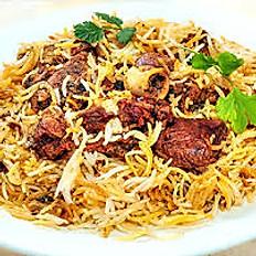 Biriyani - Chicken, Beef, Veggie or Shrimp