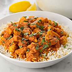 Chicken or Beef Curry