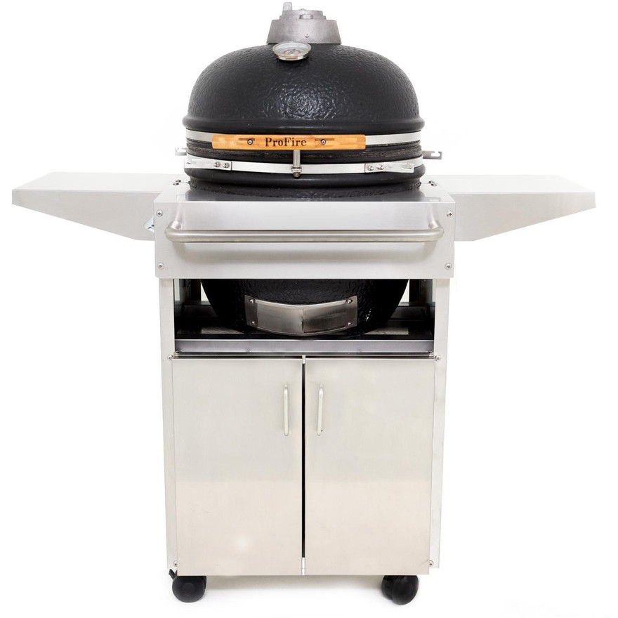 Bravo Kamando Grill w/ Stainless Steal Cook Top