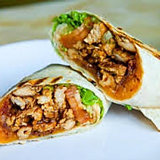 Honey BBQ Chicken Wrap