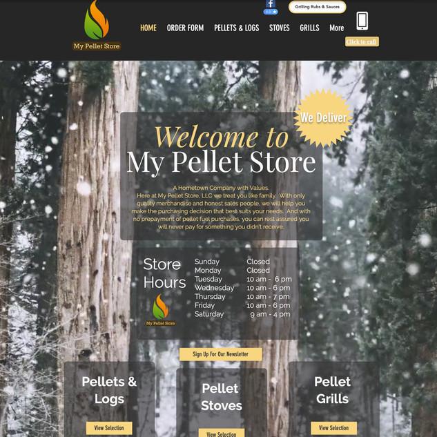 My Pellet Store