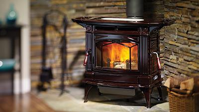 Hampton® H300 Wood Stove