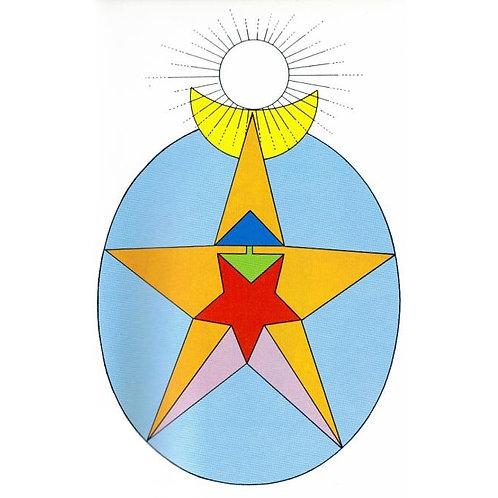 THE MECHANICS OF THE ANTAḤKARAṆA VS. THE MECHANICS OF THE CROWN CHAKRA
