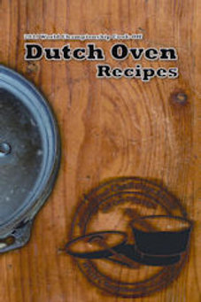 2011 135 Dutch Oven Recipes from the 2011 WCCO