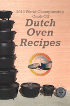 2013 Dutch Oven Recipes from the 2013 WCCO