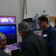 Snack Pack Showdown arcade game