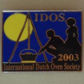 2003 Pin