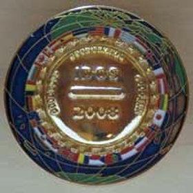 2008 Pin