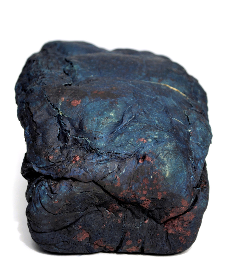 Blue Bread Portraits