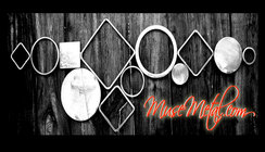 Muse Metal Business Card
