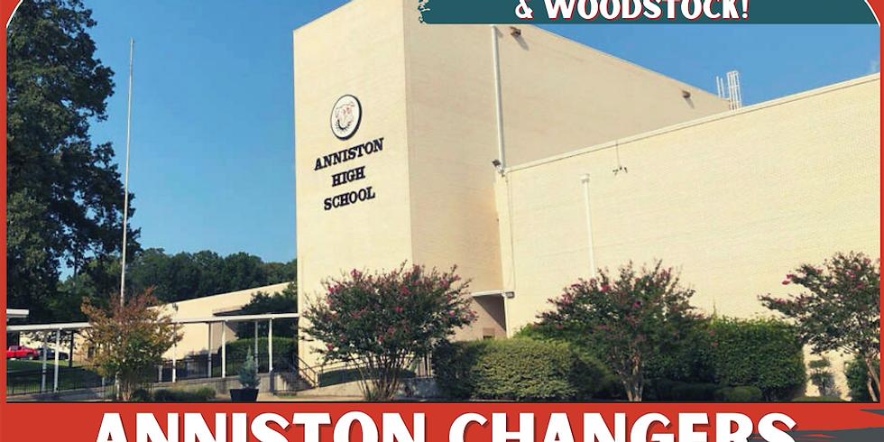 Anniston Changers   Anniston High & Woodstock!