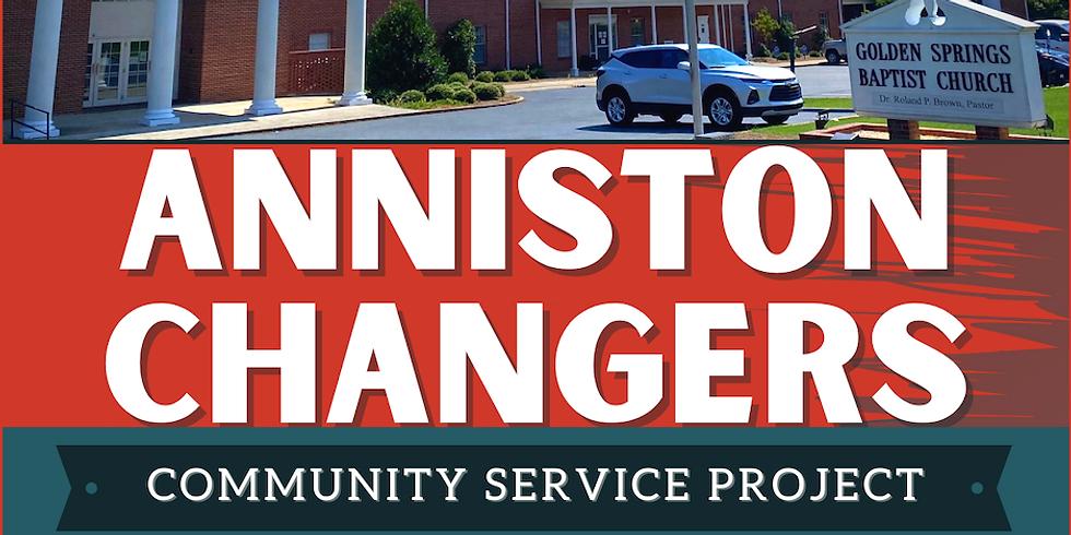 Anniston Changers   Golden Springs Community