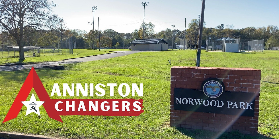 Anniston Changers Service Project - The Norwood Community