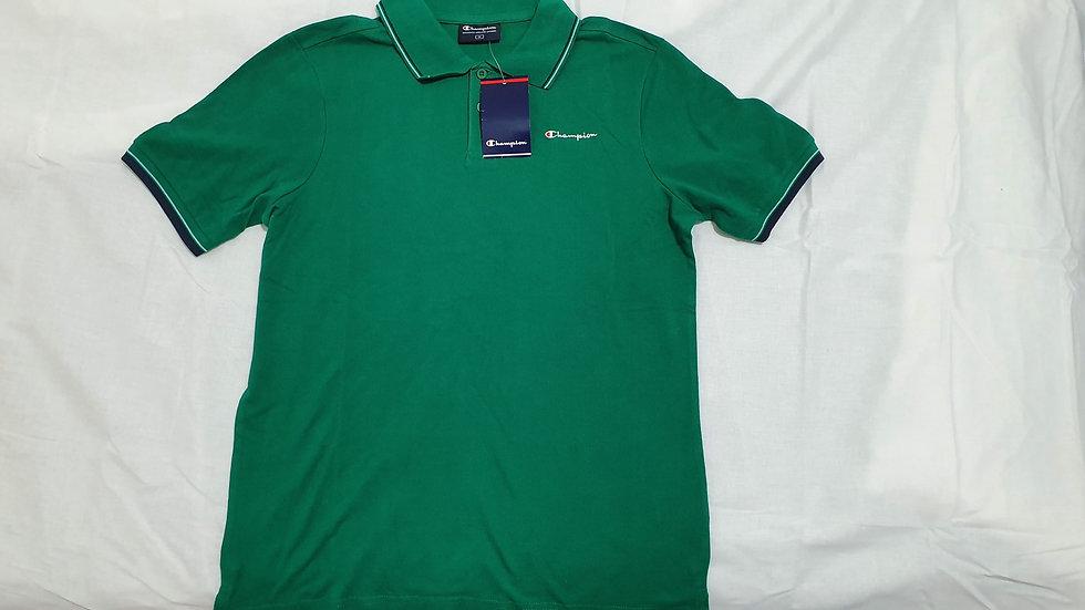 Champion Green Polo Shirt