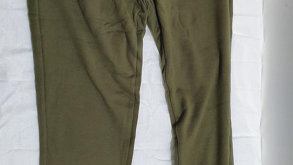 Puma Archive Logo Sweat Pants Olive Night