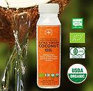Organic Virgin Coconut Oil - 250 ml (Phi