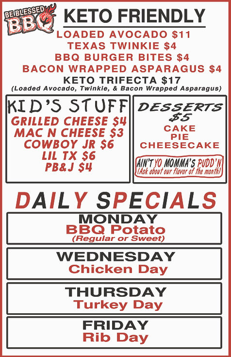 Special Menu Keto Kid and Daily updated