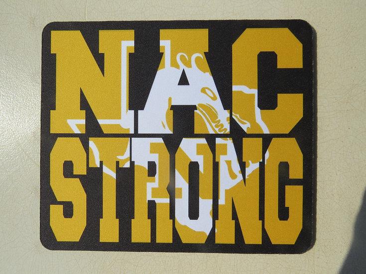 NAC STRONG Mousepad