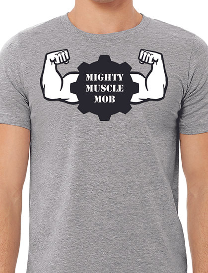Mighty Muscle Mob T-shirt