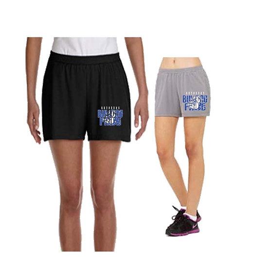 Broaddus Ladies Performance Shorts