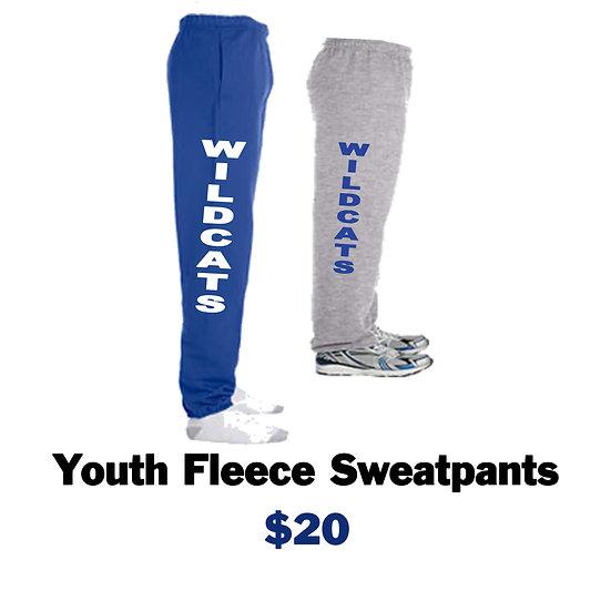 Youth Fleece Sweatpants