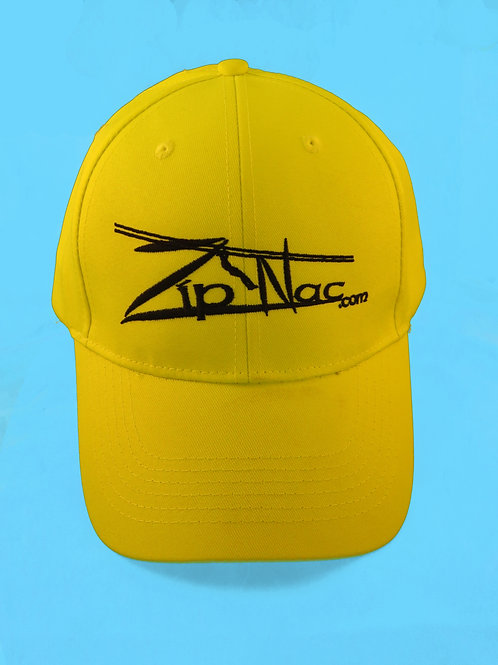 Zip Nac Hat Safety Green