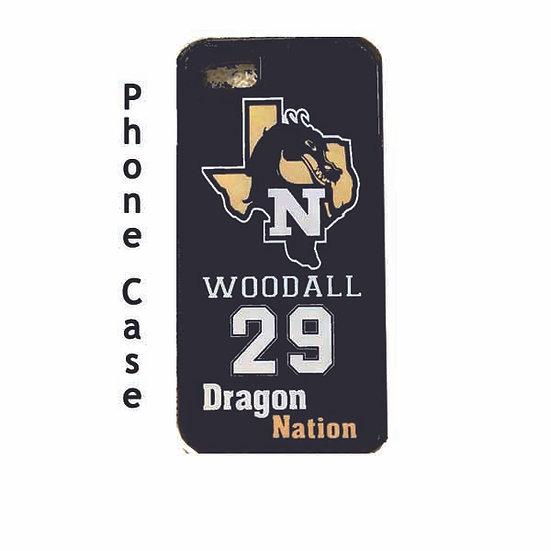 Nacogdoches Dragon Pride Phone Case (personalized)