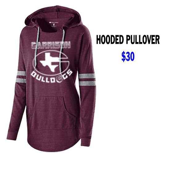 Junior Hooded Pullover
