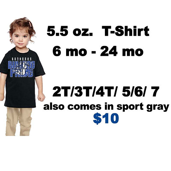 Broaddus Infant/Toddler T-Shirt