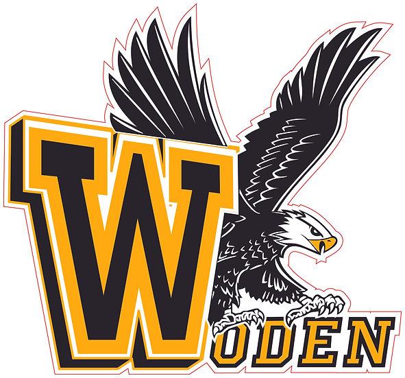 """Big """"W"""" Woden Eagle"""