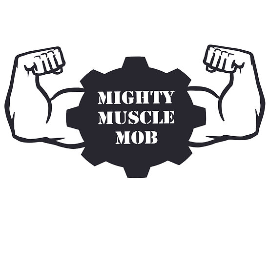 Mighty Muscle Mob Decal